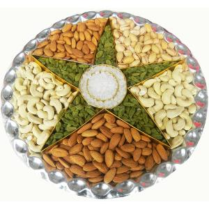 healthy dry fruits fruit tray