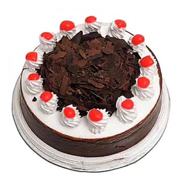 Blackforest Cake Eggless 1kg