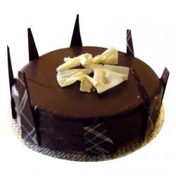 Eggless Truffle Cake Half kg