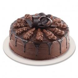 1kg Eggless Chocolate Cake
