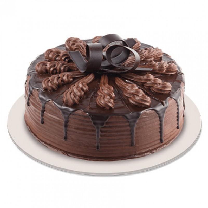 Amazing 1Kg Eggless Chocolate Cake Funny Birthday Cards Online Elaedamsfinfo