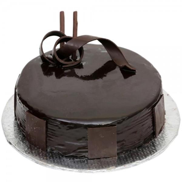 Eggless Chocolate Truffle Cake 1kg