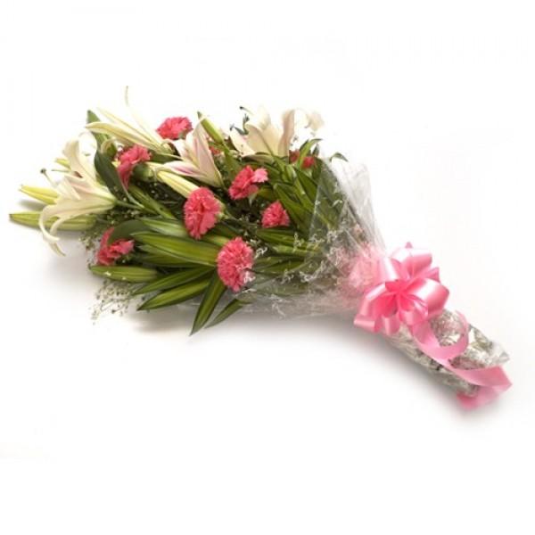 Angel Handtied Bouquet