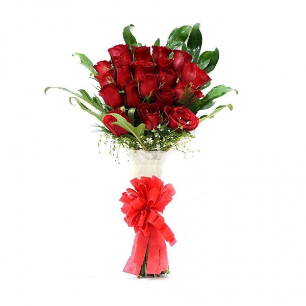 Special Fresh Red Roses