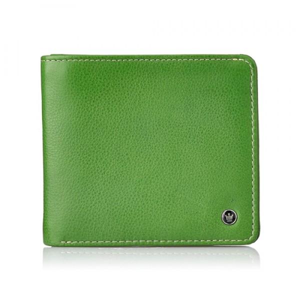 Louis Phillipe Green Wallet